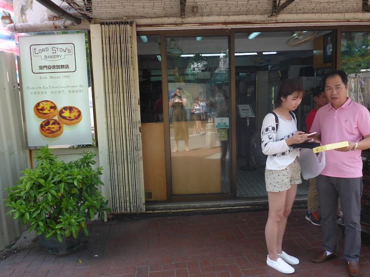 Lord Stow's Bakery Macau © Viaje Comigo