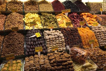 Mercado das Especiarias, Istambul, Turquia © Viaje Comigo