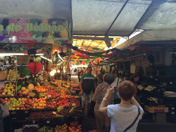 Mercado do Bolhão, Porto © Viaje Comigo