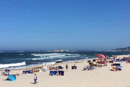 Praia de Moledo © Viaje Comigo