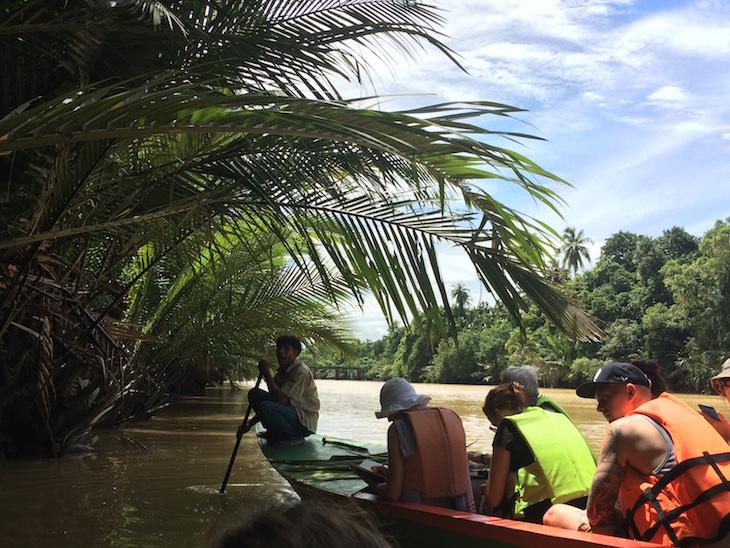 No canal Huai Raeng, Trat, Tailândia © Viaje Comigo