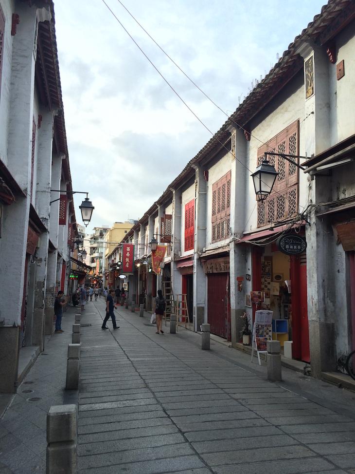 Rua da Felicidade, Macau © Viaje Comigo