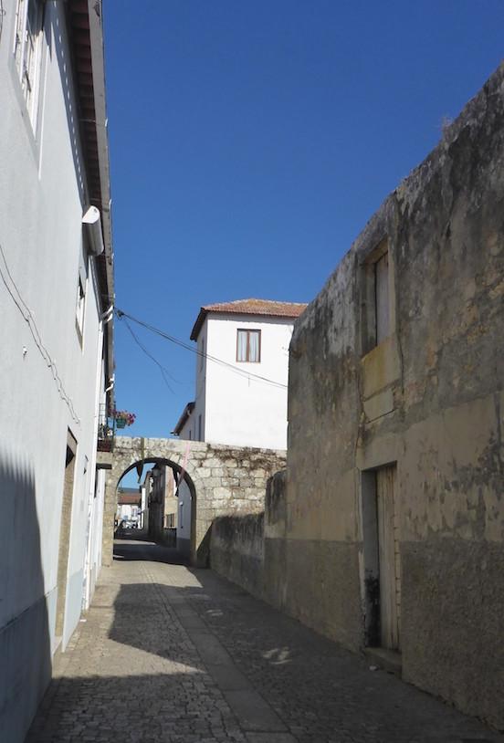 Ruas de Caminha ©Viaje Comigo