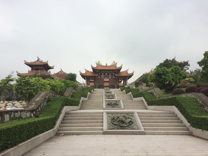 Templo de Ma Cho, Coloane - Macau © Viaje Comigo