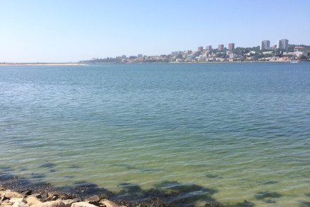 Vista do recinto do Meo Marés Vivas Cabedelo © Viaje Comigo