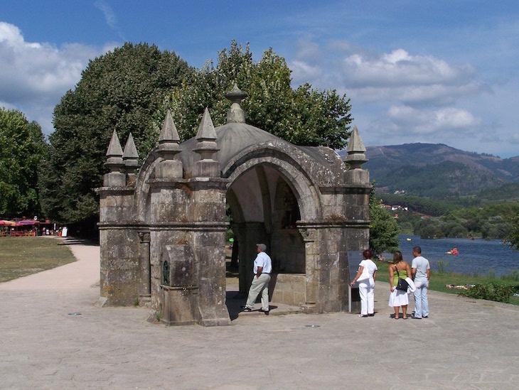 Capela do Anjo da Guarda © Viaje Comigo