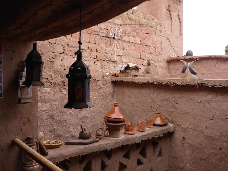 Casa berbere em Ait-Ben-Haddou © Viaje Comigo
