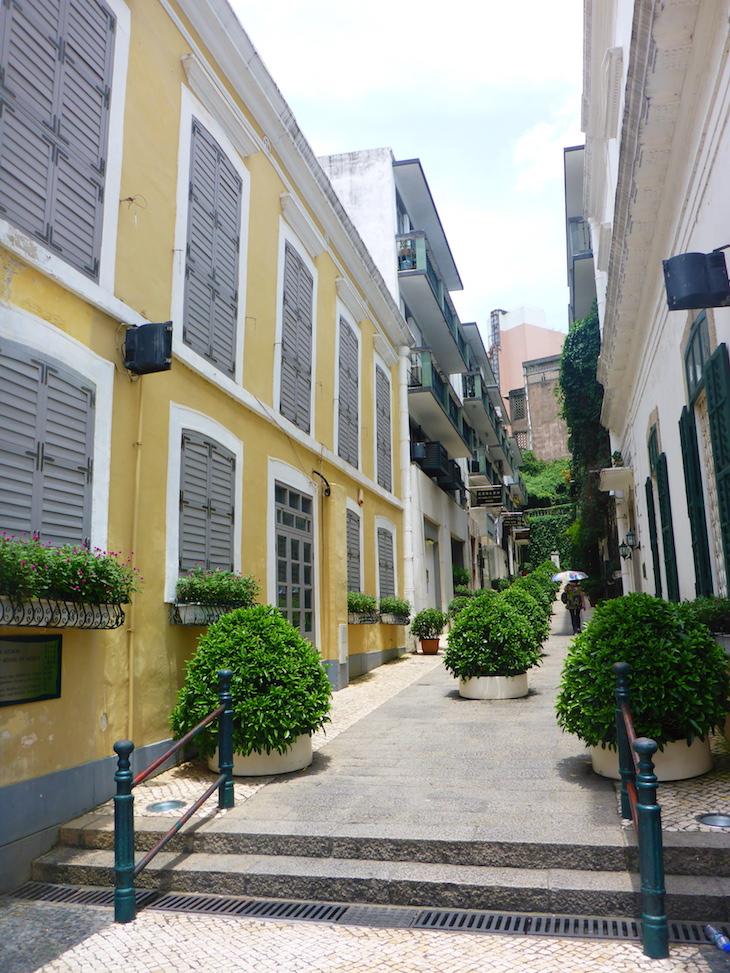 Centro de Macau © Viaje Comigo