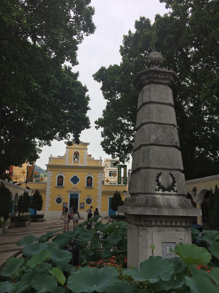 Coloane, Macau © Viaje Comigo