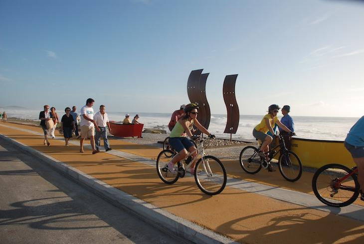 Ecovia do Atlântico © CM Caminha