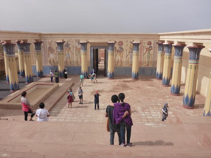 Estúdios Atlas, Ouarzazate, Marrocos © Viaje Comigo