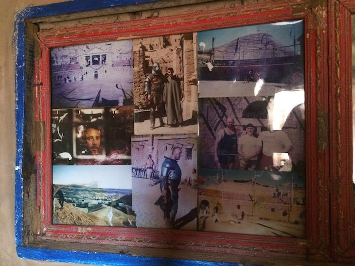 "Filme ""O Gladiador"" Casa Berbere no Ksar Ait-Ben-Haddou © Viaje Comigo"