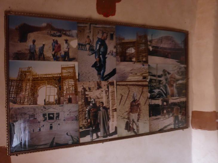 Filmes em Ait-Ben-Haddou © Viaje Comigo
