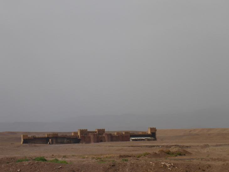 Fortaleza dos Estúdios Atlas, Ouarzazate, Marrocos © Viaje Comigo