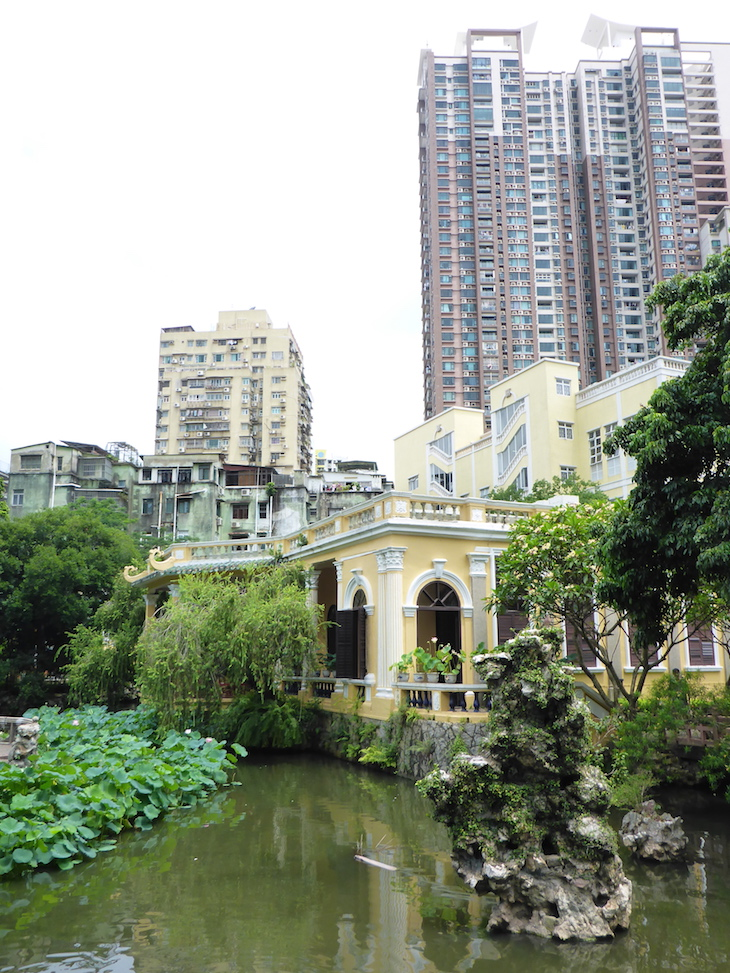 Jardim Lou Lim Ioc em Macau © Viaje Comigo