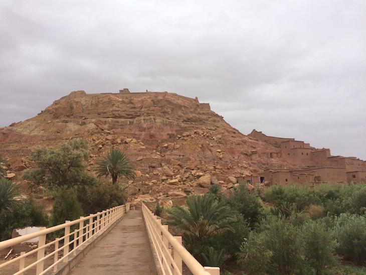 Ponte para o Ksar Ait-Ben-Haddou, Marrocos © Viaje Comigo