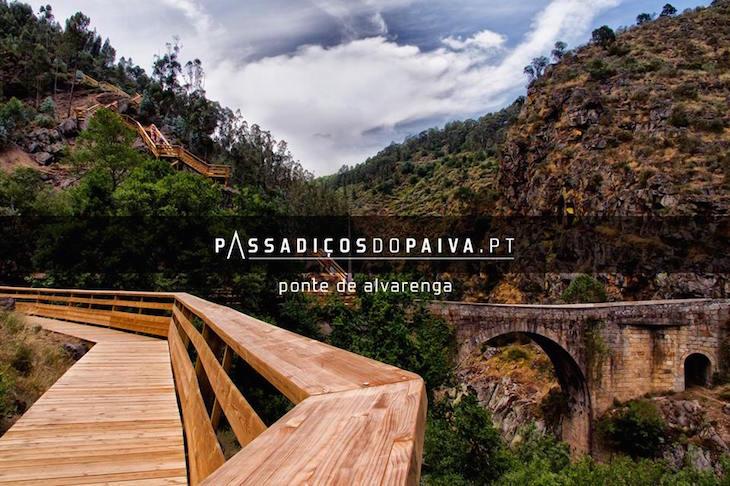 Passadiços do Paiva © Direitos Reservados Passadiços do Paiva.pt