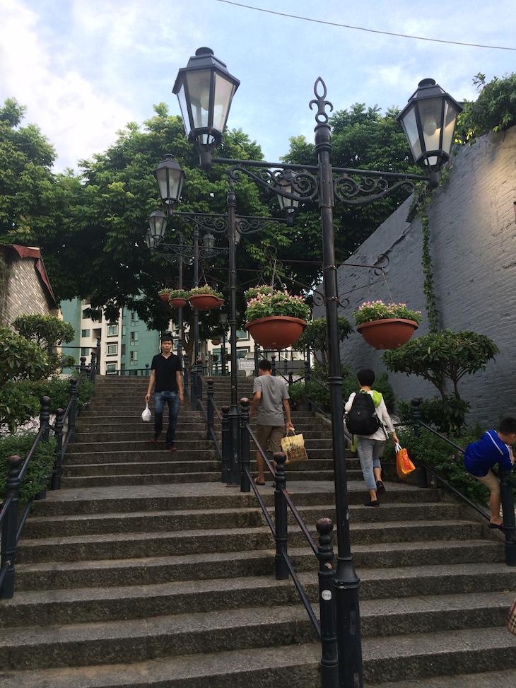 Taipa Macau © Viaje Comigo