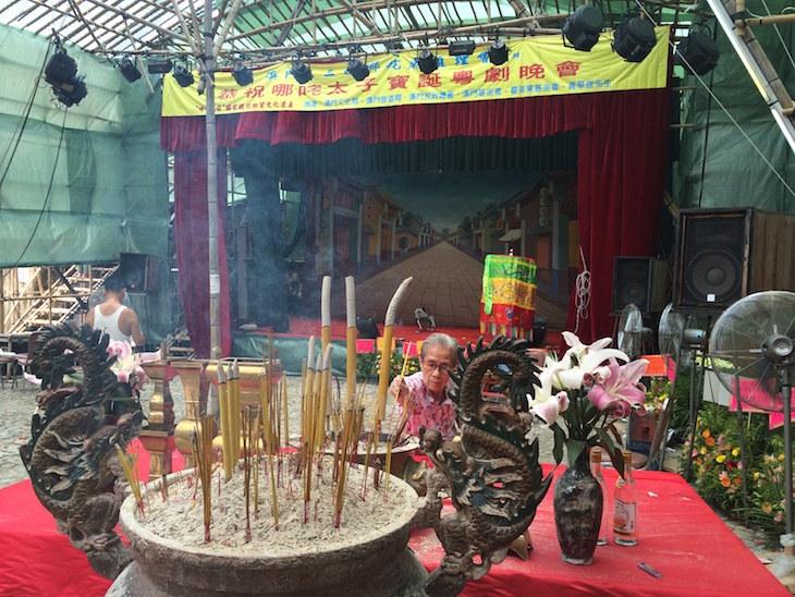 Templo de Na Tcha, Macau © Viaje Comigo