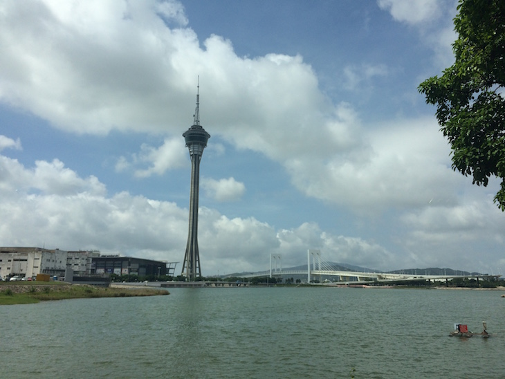 Torre de Macau © Viaje Comigo