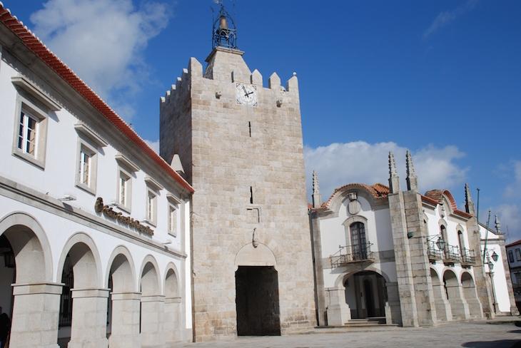 Torre do Relógio © CM Caminha