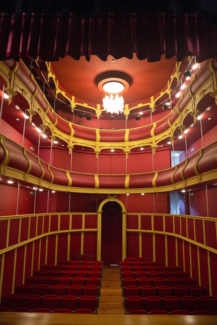 Valadares, Teatro Municipal © CM Caminha