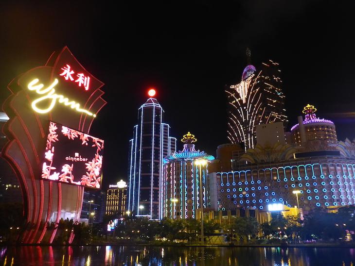 Wynn Macau © Viaje Comigo