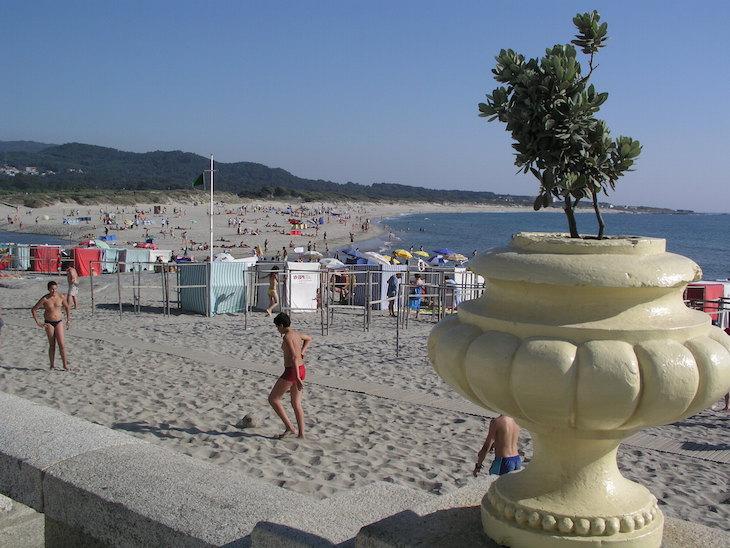 Praia de Vila Praia de Âncora © CM Caminha