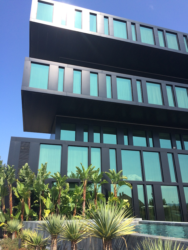 Axis Viana Business & SPA Hotel © Viaje Comigo