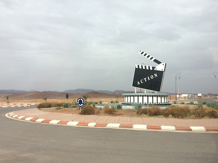 Entrada de Ouarzazate © Viaje Comigo
