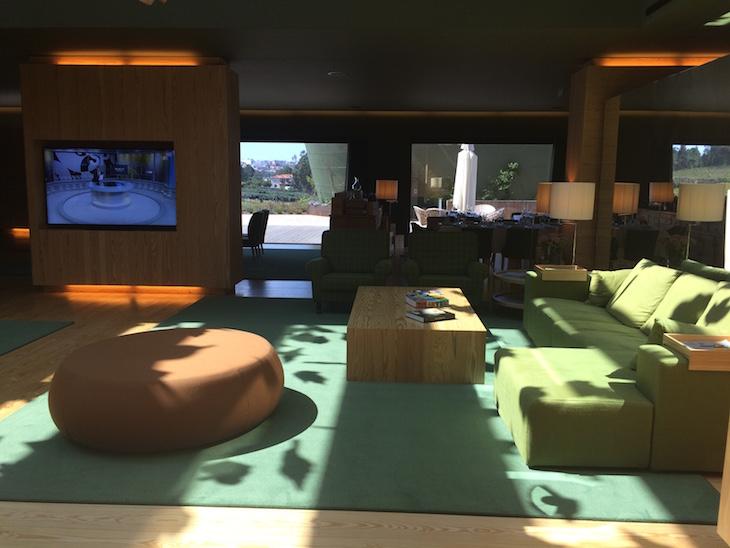 Sala do Monverde - Wine Experience Hotel © Viaje Comigo