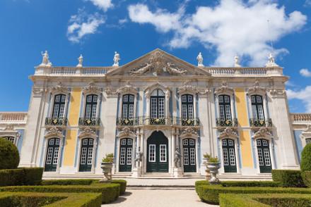 Palácio Nacional de Queluz, Sintra - DR