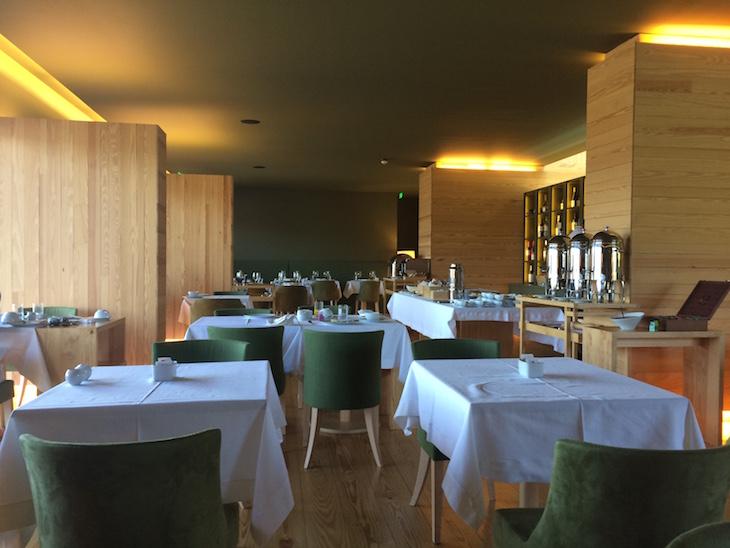 Sala do Pequeno-almoço Monverde - Wine Experience Hotel © Viaje Comigo