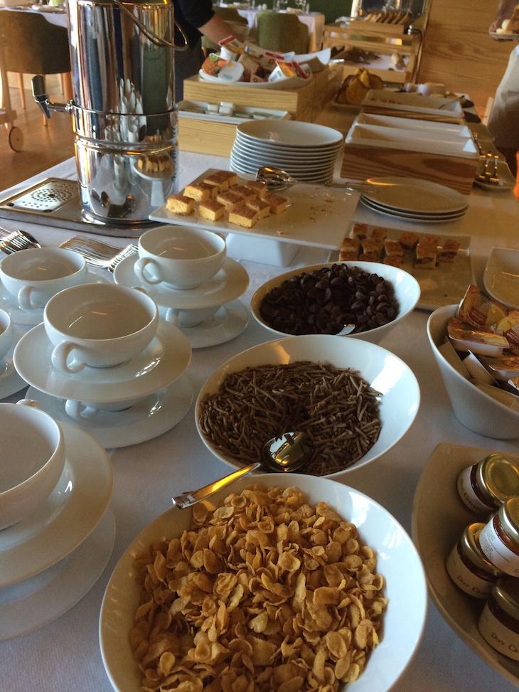 Pequeno-almoço Monverde - Wine Experience Hotel © Viaje Comigo