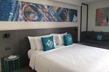 X2 Vibe Bangkok Sukhumvit Hotel - Banguecoque - Tailandia © Viaje Comigo