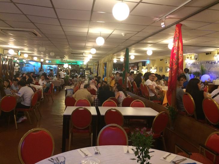 Restaurante Miramar, Coloane, Macau © Viaje Comigo