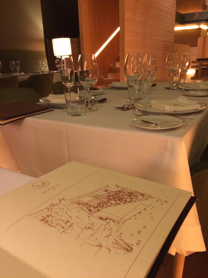 Restaurante Monverde - Wine Experience Hotel © Viaje Comigo