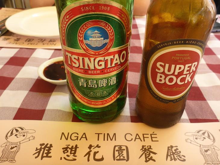 Restaurante Nga Tim Café, Macau © Viaje Comigo