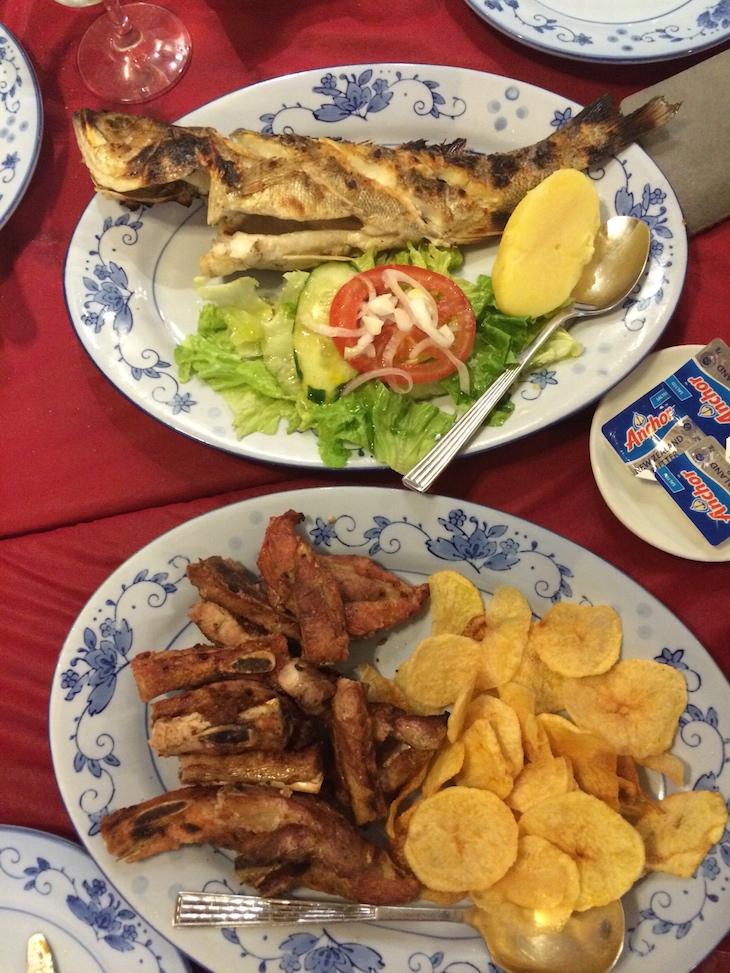 Restaurante O Manel, Macau © Viaje Comigo