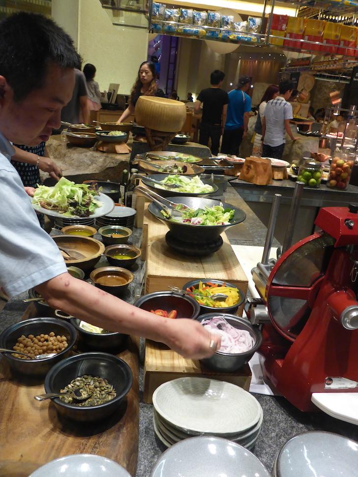 Restaurante Rossio no MGM Macau © Viaje Comigo