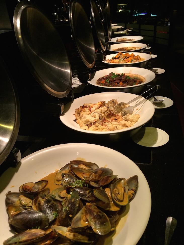 Restaurante 360º Torre de Macau © Viaje Comigo