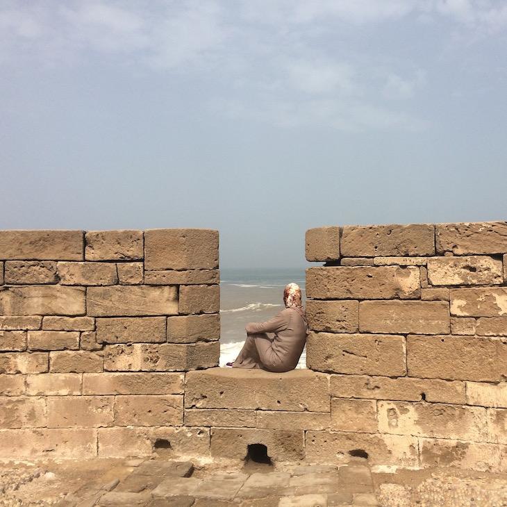 Muralha de Essaouira © Viaje Comigo