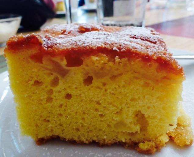 Sobremesa no restaurante La Taverna Babalè © Viaje Comigo