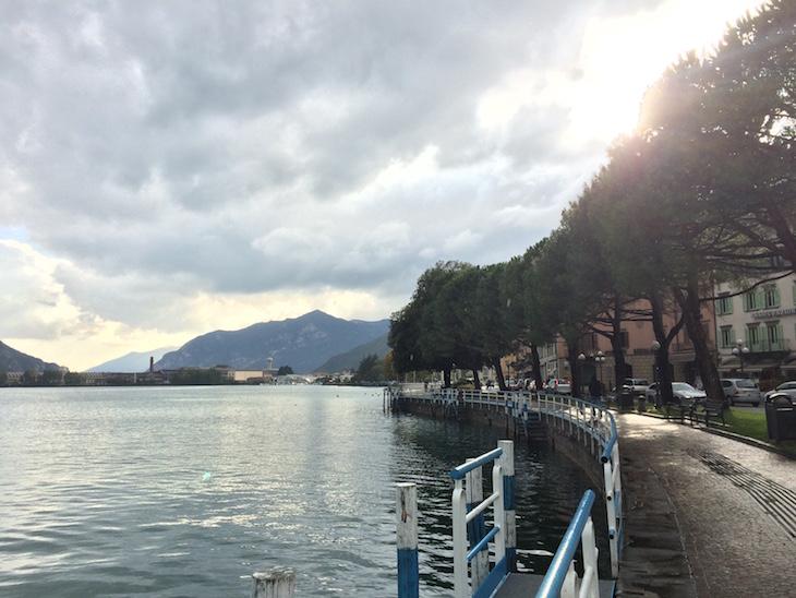 Bergamo, Porto de Lovere © Viaje Comigo