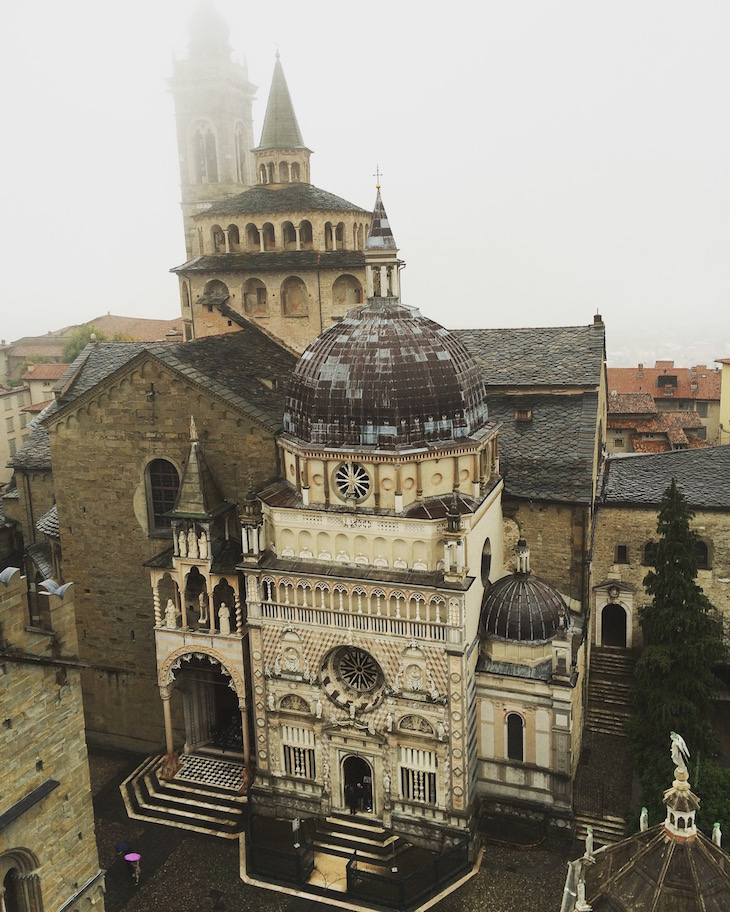 Bergamo, Torre Civica © Viaje Comigo