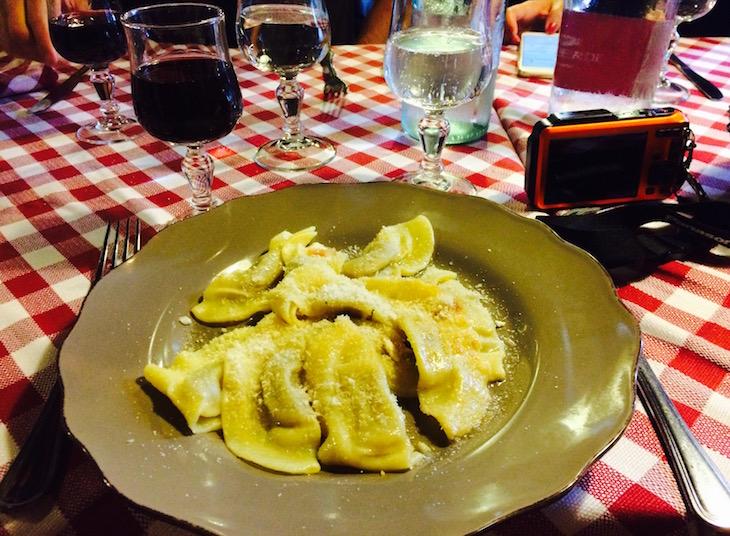 Restaurante La Vendemmia, Bergamo © Viaje Comigo