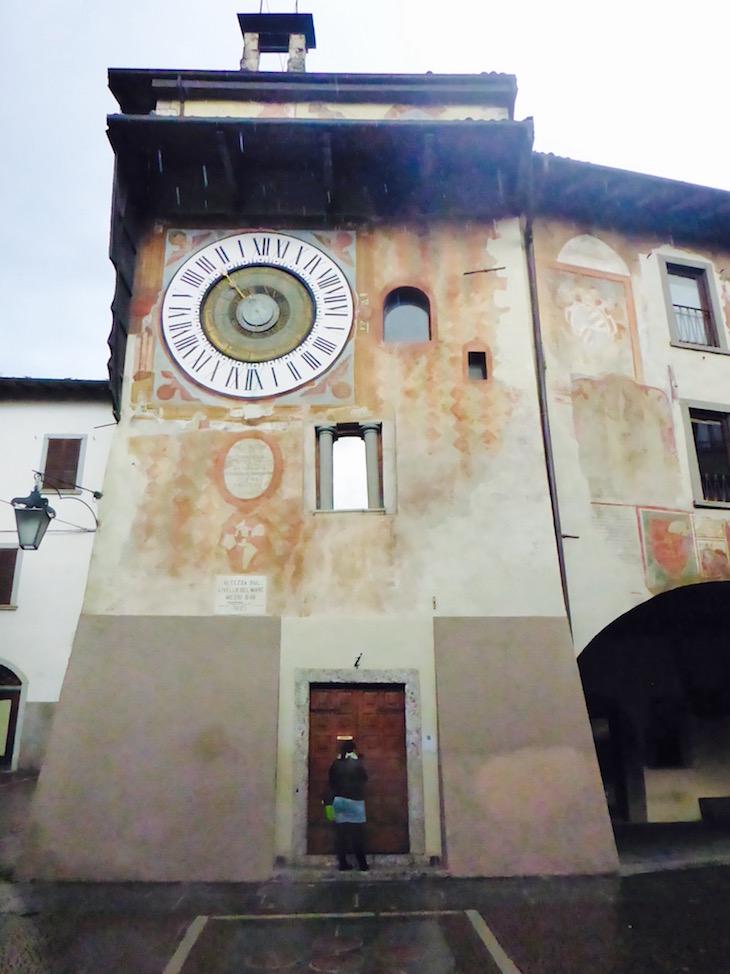Bergamo, relógio astronómico @ Viaje Comigo