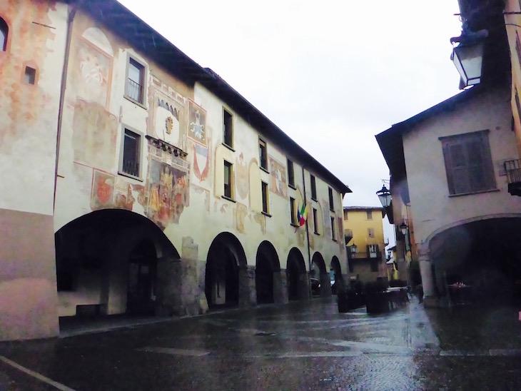 Bergamo, ruas de Clusone @ Viaje Comigo