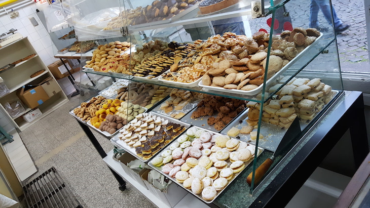 Biscoitos Innocenti, Trastevere Food Tour,Roma © Viaje Comigo