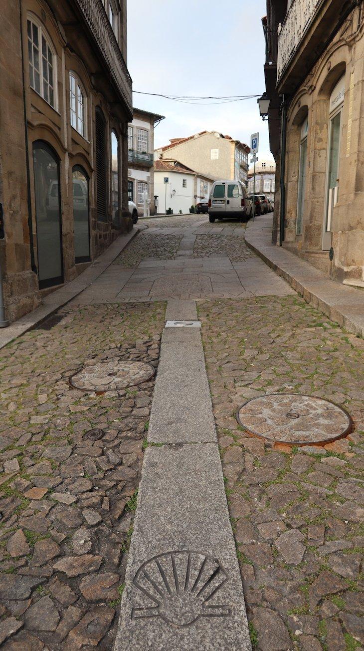 Caminho de Santiago, Guimarães - Portugal © Viaje Comigo.